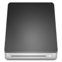 128x128px size png icon of device cd drive