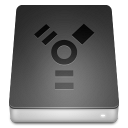 128x128px size png icon of device firewire drive