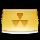 128x128px size png icon of folders burn folder