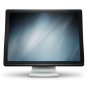 128x128px size png icon of start menu computer