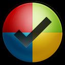 128x128px size png icon of start menu program defaults