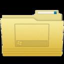 128x128px size png icon of Folders Desktop Folder