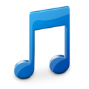 128x128px size png icon of Music Library