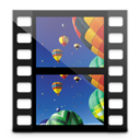 128x128px size png icon of Videos Library