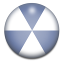 128x128px size png icon of (toolbar) burn