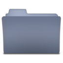 128x128px size png icon of generic closed