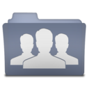 128x128px size png icon of group users
