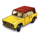 128x128px size png icon of Field Car