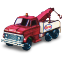 128x128px size png icon of Ford Heavy Wreck Truck