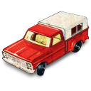 128x128px size png icon of Ford Pick up Truck
