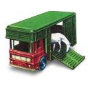 128x128px size png icon of Horse Box