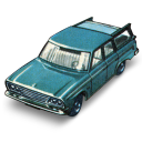128x128px size png icon of Studebaker Station Wagon