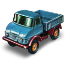 128x128px size png icon of Unimog