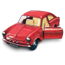 128x128px size png icon of Volkswagen 1600 TL
