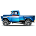 128x128px size png icon of pickup