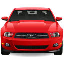 128x128px size png icon of Ford Mustang