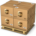 128x128px size png icon of Shipping 5