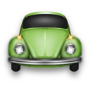 Beetle Avocado Icon