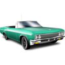 128x128px size png icon of Classic Car 66