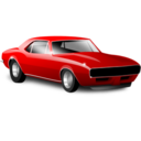 128x128px size png icon of Dodge Challenger