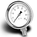 128x128px size png icon of Gauge