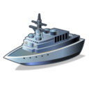128x128px size png icon of destroyer