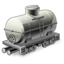 128x128px size png icon of tank wagon