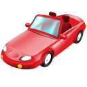 128x128px size png icon of Cabriolet