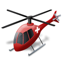128x128px size png icon of AirAmbulance