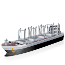128x128px size png icon of CargoShip