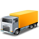 128x128px size png icon of Truck