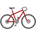 128x128px size png icon of Bike