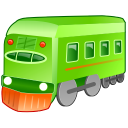 128x128px size png icon of Train