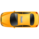 Taxi Top Yellow Icon