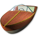 128x128px size png icon of Boat
