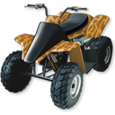 128x128px size png icon of Quad