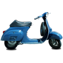 Vespa by Orfee Icon