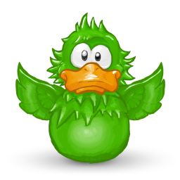 256x256px size png icon of Adium Flap