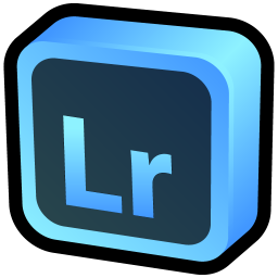 256x256px size png icon of Adobe Lightroom
