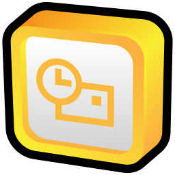 256x256px size png icon of Microsoft Outlook