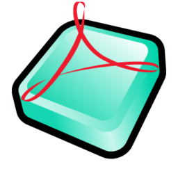 256x256px size png icon of Adobe Acrobat Distiller