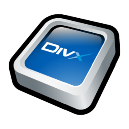 256x256px size png icon of Divx Player