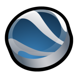 256x256px size png icon of Google Earth