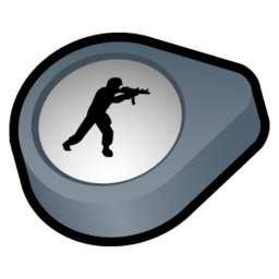 256x256px size png icon of Half Life Counter Strike