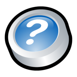 256x256px size png icon of Help And Support