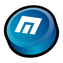 256x256px size png icon of Maxthon