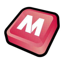 256x256px size png icon of McAfee