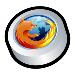 256x256px size png icon of Mozilla Firefox