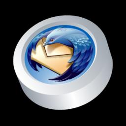 256x256px size png icon of Mozilla Thunderbird