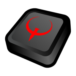 256x256px size png icon of Quake